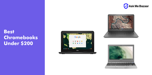 Best Chromebooks Under $200