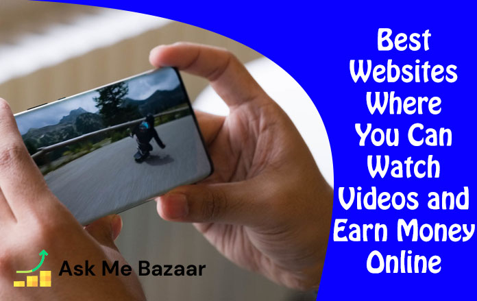 Best Websites Where You Can Watch Videos and Earn Money online