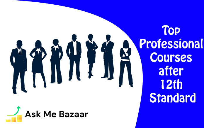 Top Professional Courses after 12th Standard